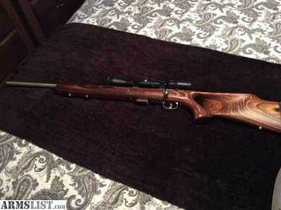 For Sale/Trade: Savage .17 HMR Left Handed $525