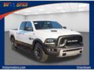 2018 RAM 1500 White, new