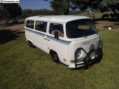 1971 Westy turned Custom Bus