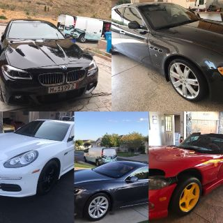 Car detailing at your home or office.