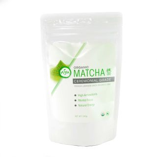 Organic Matcha Gift Set with Whisk & Scoop