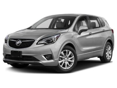 2019 Buick Envision Essence (Galaxy Silver Metallic)