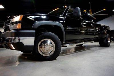 2006 Chevrolet Silverado 3500 LT3 4WD DRW 6.6L Duramax LBZ Diesel Allison
