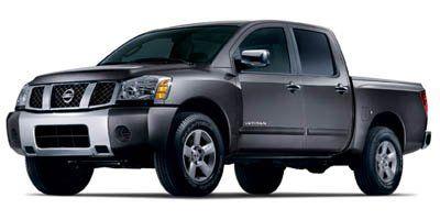 2005 Nissan Titan XE (Red Alert)