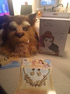 Disney Beauty and the Beast items