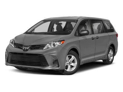 2018 Toyota Sienna XLE Premium AWD 7-Passenger (Silver Sky Metallic)