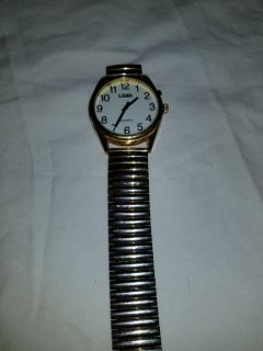 Ls&S gold talking watch band needs fixed no tools to do so and back comes off with special tool