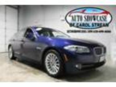 2013 BMW 5-Series 535i xDrive 2013 BMW 535i xDrive 535i xDrive Deep Sea Blue