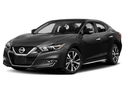 2018 Nissan Maxima 3.5 SL (Super Black)