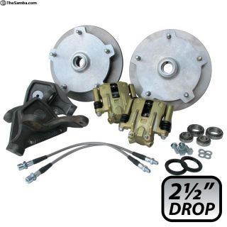 CB Performance Front disc brake kit ball joint