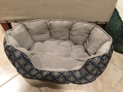 Used Pet Bed for Small to Medium Pet