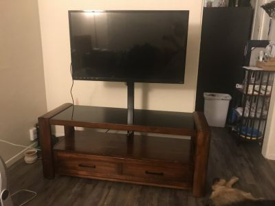 "48"" TV - Stand included"