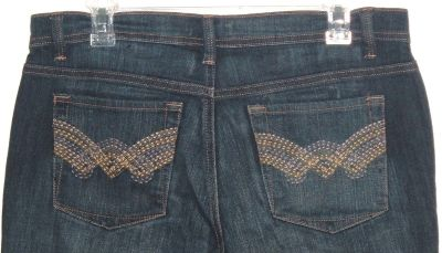 AxCess by Liz Claiborne Boot Cut Denim Jeans Womens sz 10