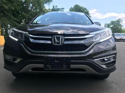 2015 Honda CR-V AWD 5dr EX (Urban Titanium Metallic)