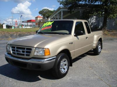 2001 Ford Ranger Edge (GLD)