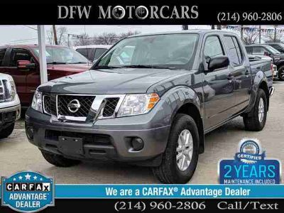Used 2019 Nissan Frontier Crew Cab for sale
