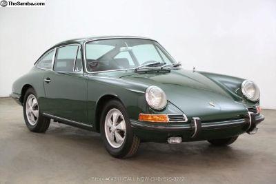 1967 Porsche 911S Coupe