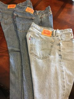 Levi's 501 Button-Fly (36x34)