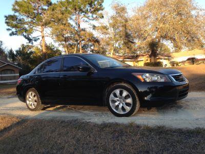 2008 Honda Accord EX-L Black