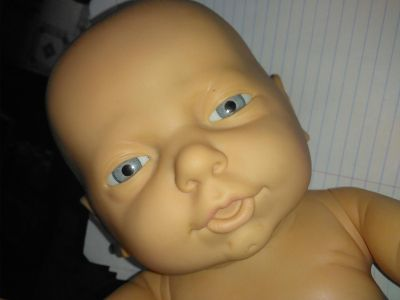 1985 cititoy baby doll
