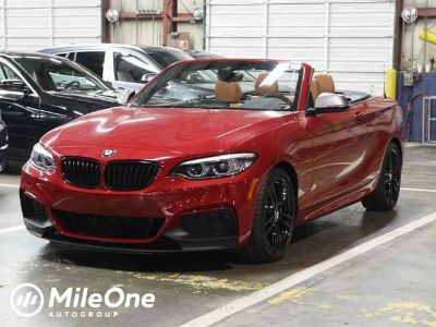 New 2019 BMW 2 Series Convertible