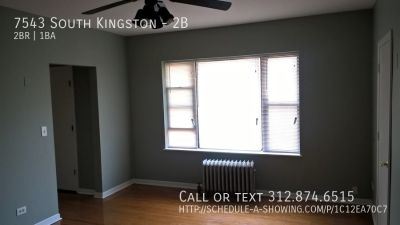 2 bed unit Available w/Heat & Laundry in South Shore