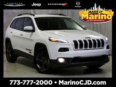 2016 Jeep Cherokee Latitude (Bright White)