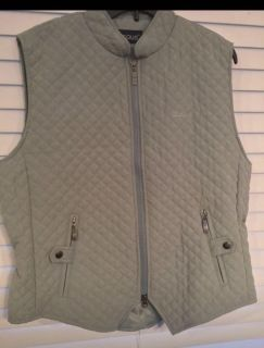 Equestrian Riding Vest * Ladies Xl and Like New!