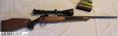 For Sale/Trade: Sako AV Hunter 7x64mm with AMMO