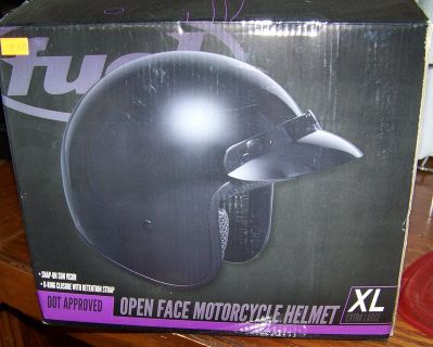 NEW Fuel Motorcycle Helmet