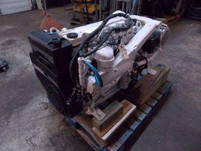 Cummins/Iveco QSB 5.9 lts Marine engine