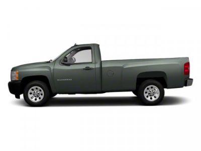 2011 Chevrolet Silverado 1500 Work Truck (Steel Green Metallic)