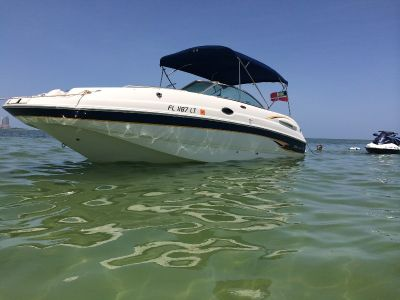 CHAPARRAL 26 FT EXCELLENT FAMILY BOAT