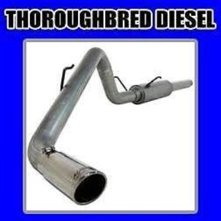 Purchase MBRP Gas Exhaust 04-05 Dodge Ram 1500 5.7 Hemi SC/CC-SB Cat Back Single s5104AL motorcycle in Winchester, Kentucky, US, for US $309.99