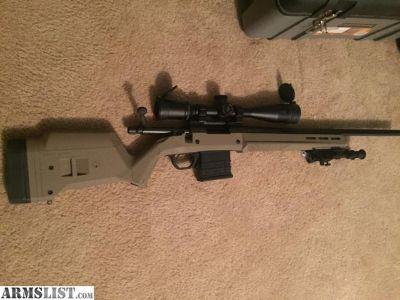 For Sale: Remington 700 VTR 223