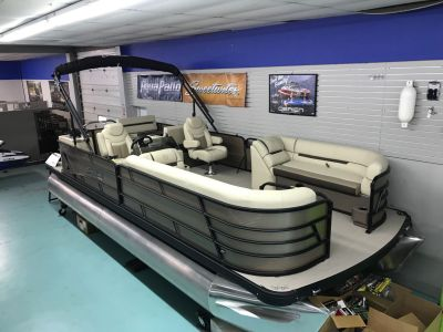 2019 Sweetwater SW2386DT TriToon Pontoon Boats Coloma, MI