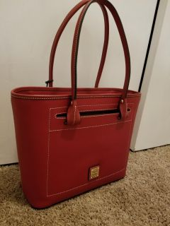 Brand New with Tags- Dooney and Bourke Leather Tote