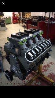 408 L92 Solid Roller Pump Gas LS Engine