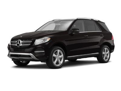 2018 Mercedes-Benz M-Class ML350 (black)