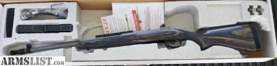 For Sale/Trade: Ruger Gunsite Scout 308 caliber