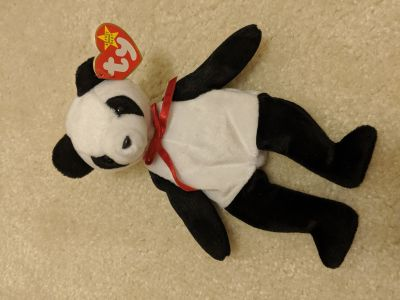 Fortune - Ty Beanie - 1997 - The Ty Beanie Babies Collection