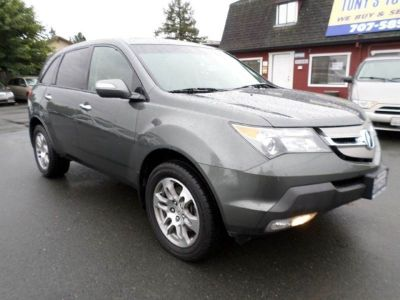 2007 Acura MDX SH AWD w/Tech w/RES 4dr SUV w/Technology and Enter