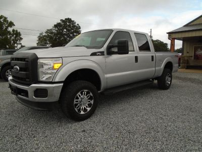 2012 Ford F250SD 4X4 CREW