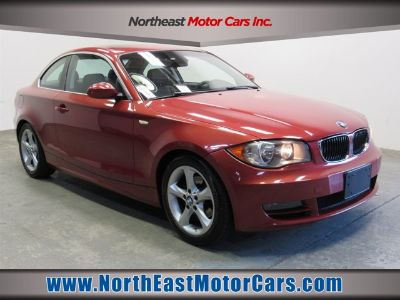 2009 BMW 1-Series 128i (Crimson Red)