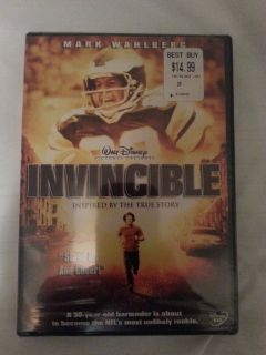NIP Invincible dvd