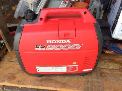 Honda 2000 inverter generator