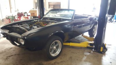 1968 Firebird Convertible 350