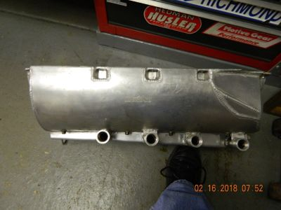 BBC moroso drysump oil pan