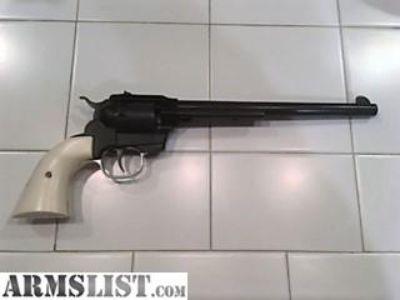 "For Sale: Rare: High Standard Longhorn Double Nine 9.5"" 22LR DA/SA Revolver"