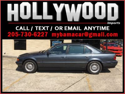 2000 BMW 7-Series 740iL (Gray)